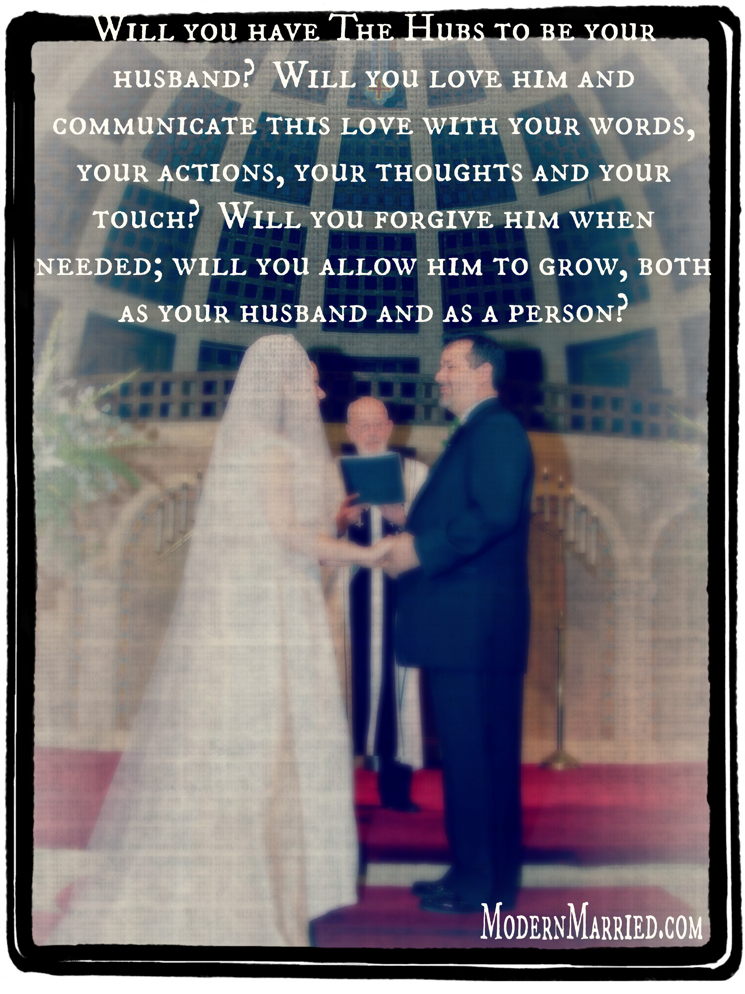 5db0304de595 Marriage Vows and Movie Vows – Are You Living What You Promised