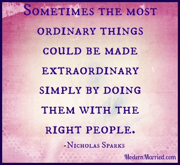 ordinary things sparks quote