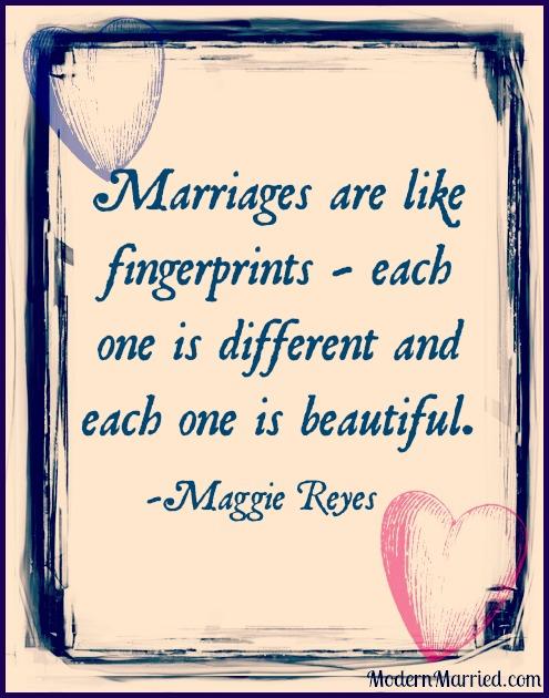 marriage fingerprints