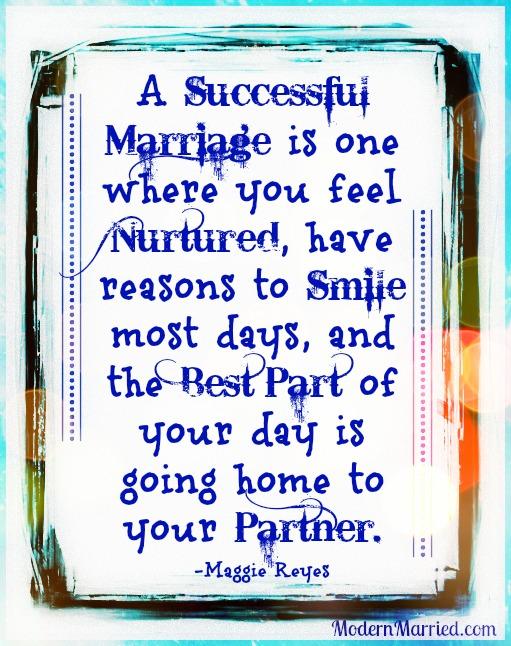 Successful Marriage, feeling nurtured, empathy, love, www.modernmarried.com