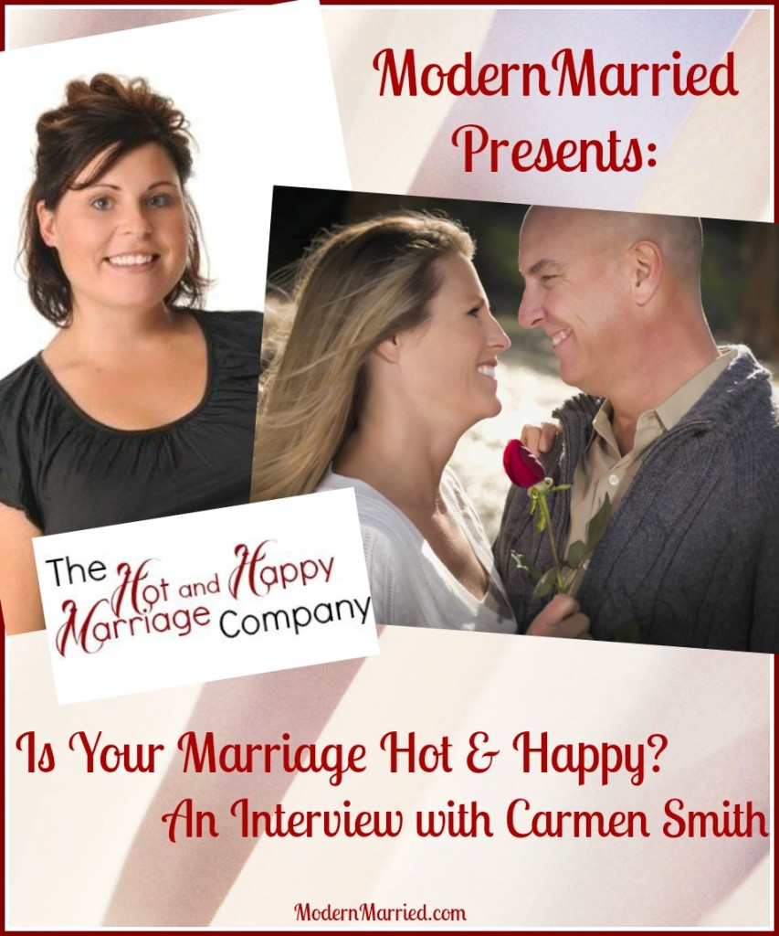 hot and happy marriage, carmen smith