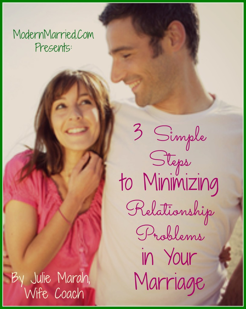 to Minimizing Relationship Problems in Your Marriage , www.modernmarrie.com, couple taking