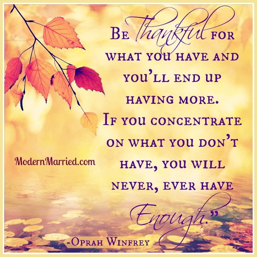 10 Gratitude Quotes For Thanksgiving Season