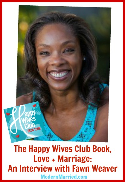 Happy Wives Club Book Author Fawn Weaver
