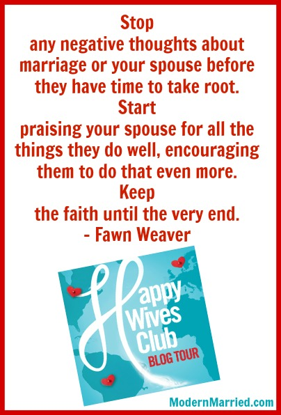Fawn Weaver Marriage Quote