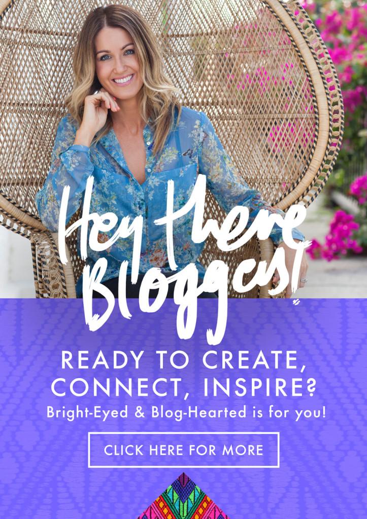 Rachel MacDonald blogging course