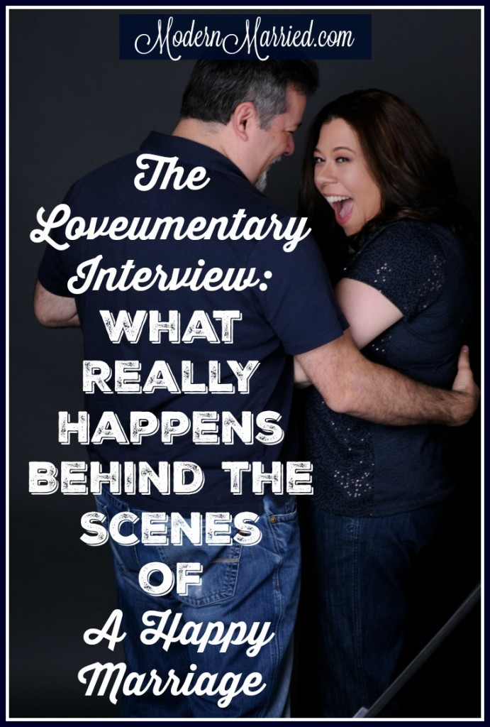 Modern Married Maggie Reyes Loveumentary Interview