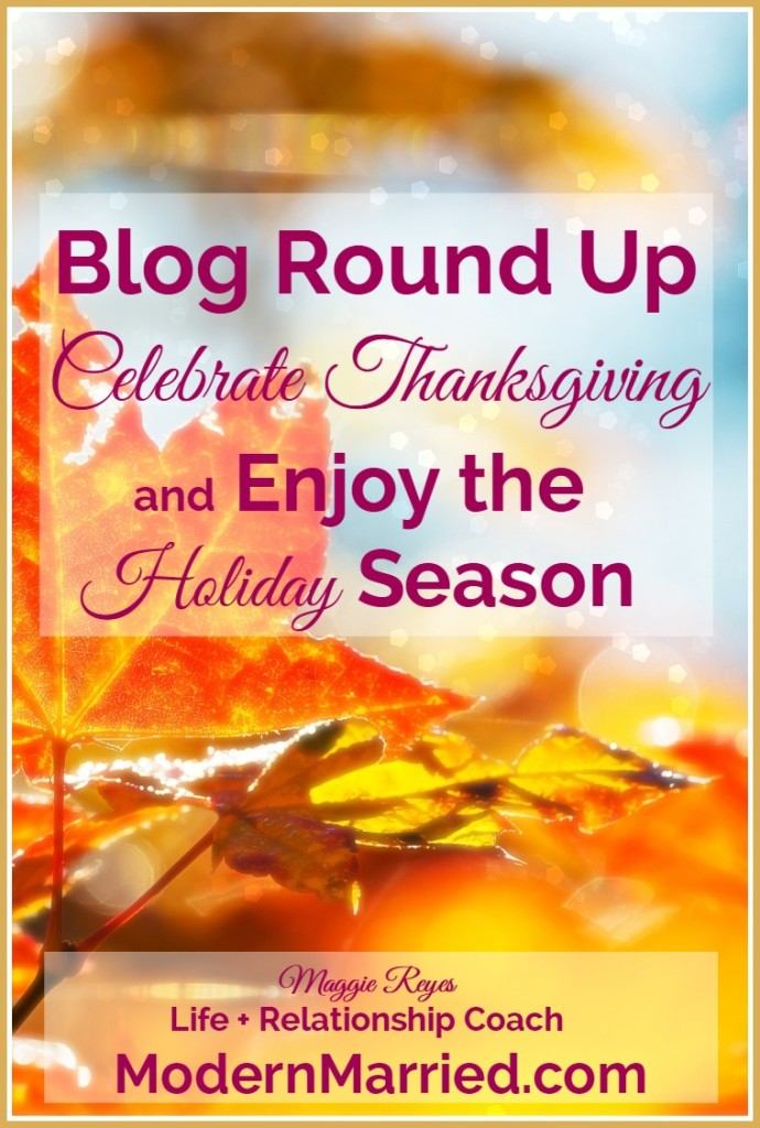 Thanksgiving, gratitude quotes, blog roundup