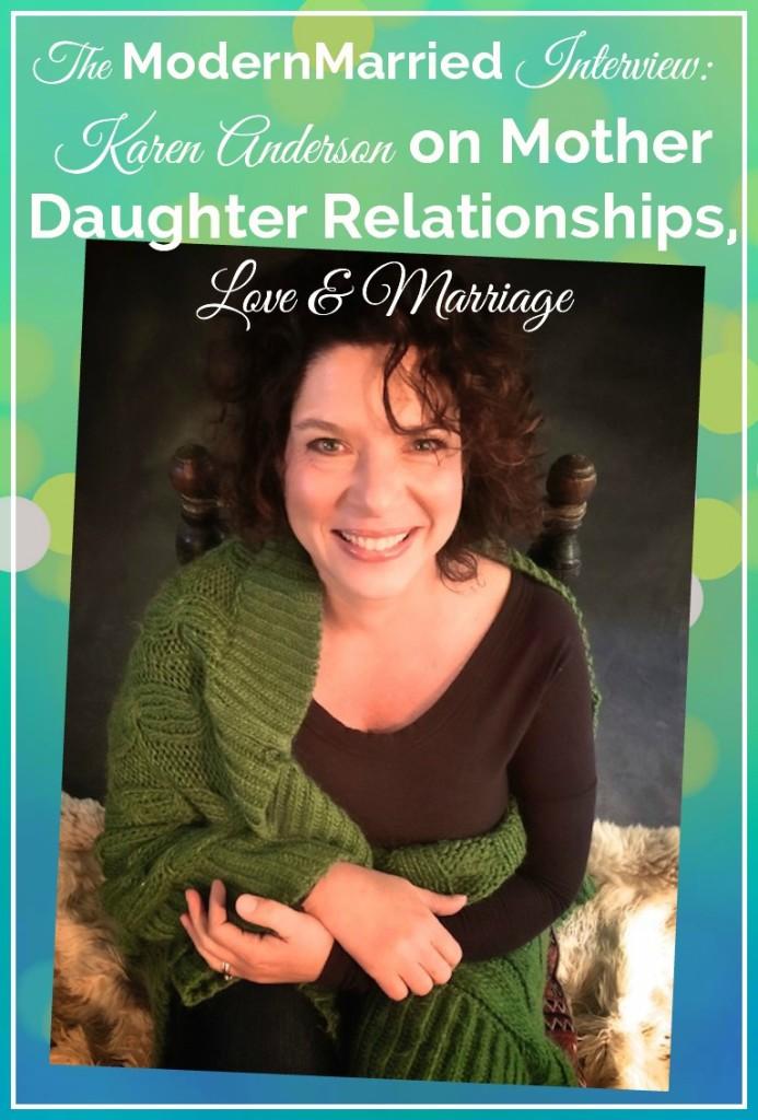mother daughter relationships karen anderson