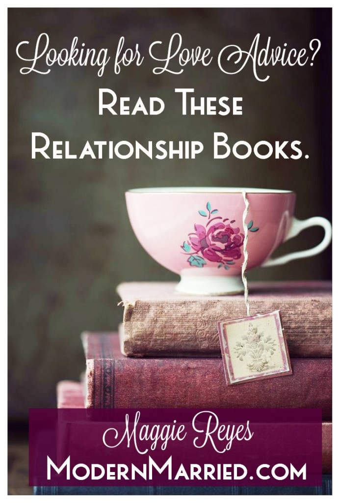 Love advice books