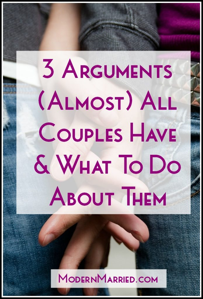 common arguments couples have, happier marriage, relationship advice, marriage advice