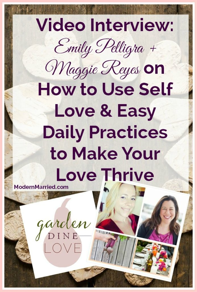 self love article and video
