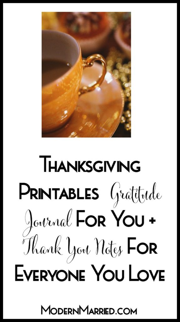 gratitude journal download free